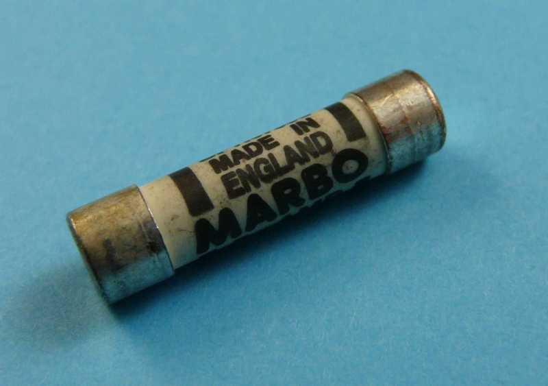 & 5A/6,3x25mm BS1362 CER.MARBO BP1167583