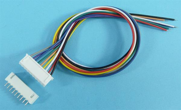 ZL.MICRO JST  9-PIN 30cm R-2,5 26AWG